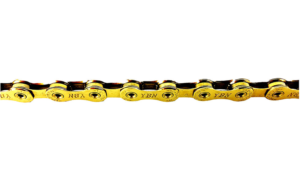 Chain 12Sp Yaban SLA1210-TIG Hollow Pin W/P-Lock Gold