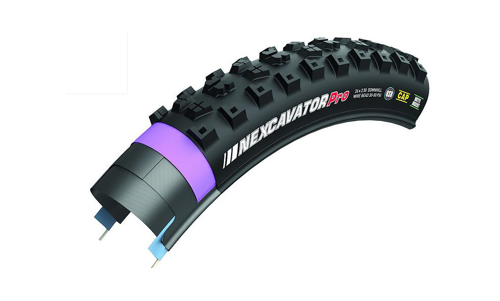 Kenda Nexcavator Pro 27.5x2.4 DTC KSCT 120Tpi Fldg Tire
