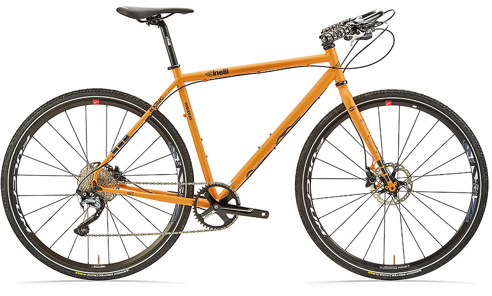 Cinelli Hobootleg Interail Gravel Bike
