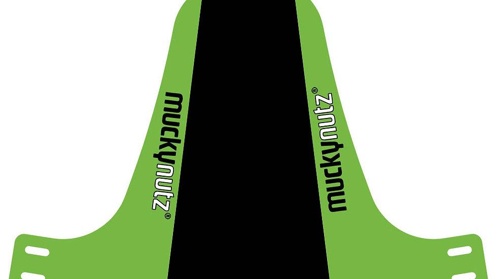 Mucky Nutz Face Fender Black/Green