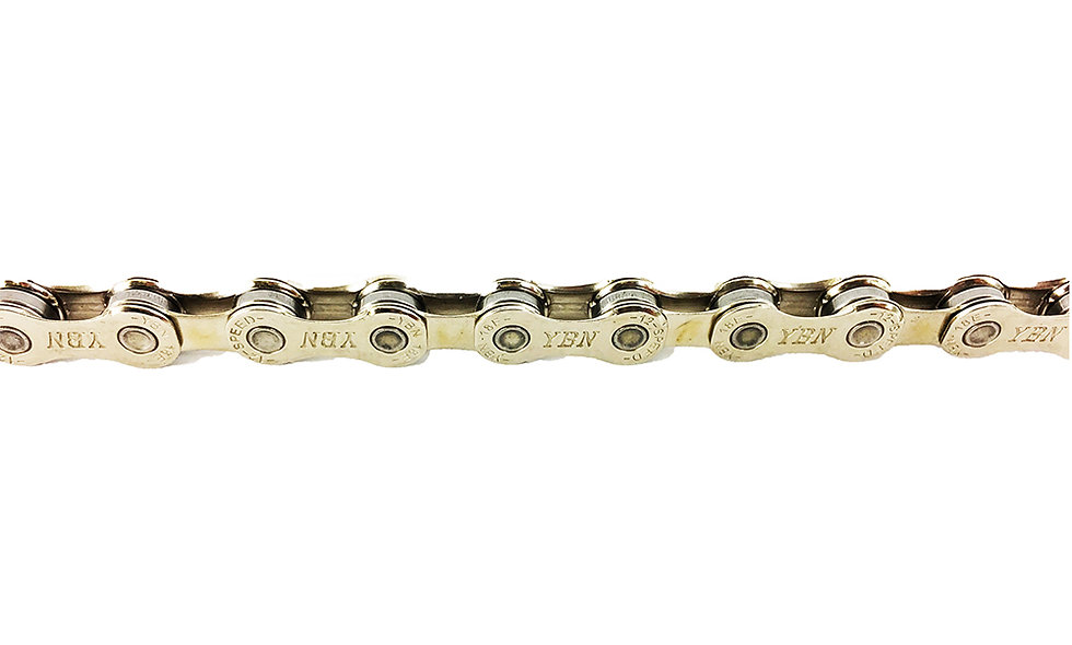 Chain 12Sp Yaban S12 S2 W/Quick Release Link Silver/Silver