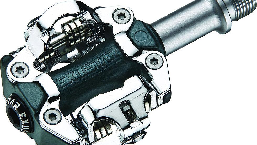 Exustar Clipless Pedal E-PM213 MTB Black