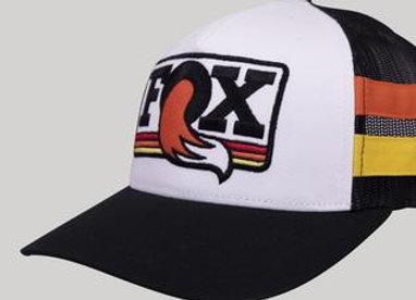Fox - Heritage Trucker Hat