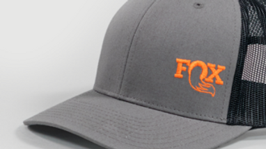 Fox - Track Trucker Hat