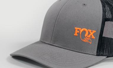 Fox - Track Trucker Hat