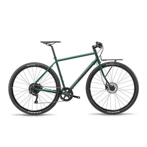 Bombtrack | Arise Geared matt metallic green 700C