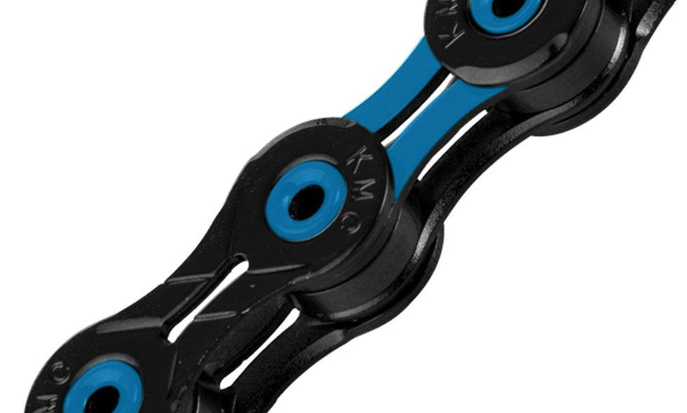 KMC Chain X10SL 10Speed DLC Black/Blue