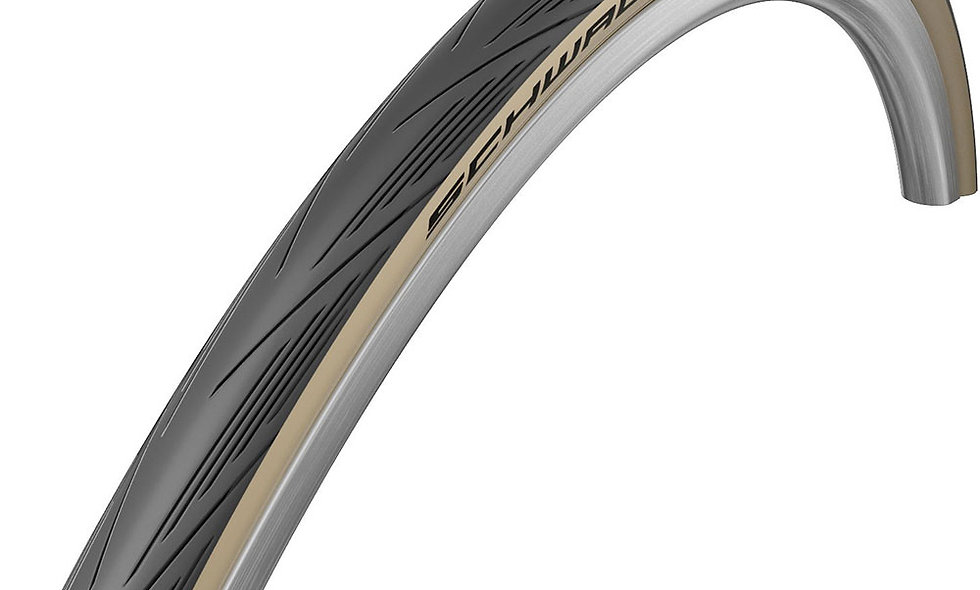 Schwalbe LUGANO K-Guard Skinwall Tire 700x25C