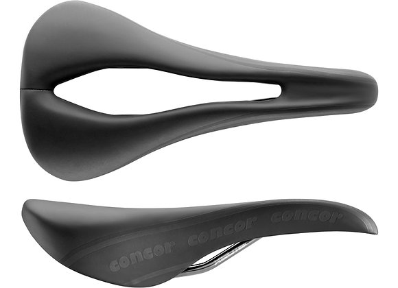 Selle Concor Racing Wide Open Road Saddle