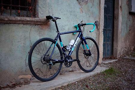 Cinelli Semper mountain bike frame