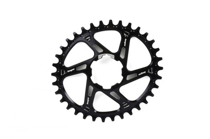 Oval Spiderless Chainring 32T