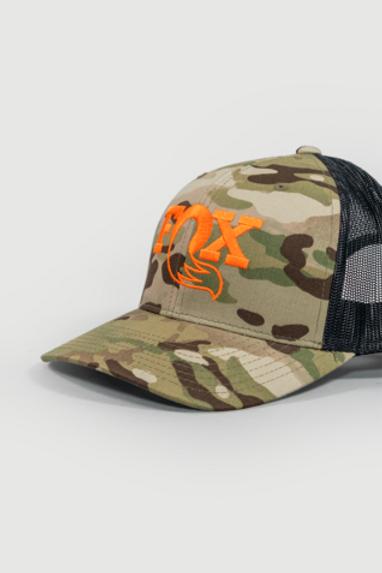 Fox - Trucker Hat Camo