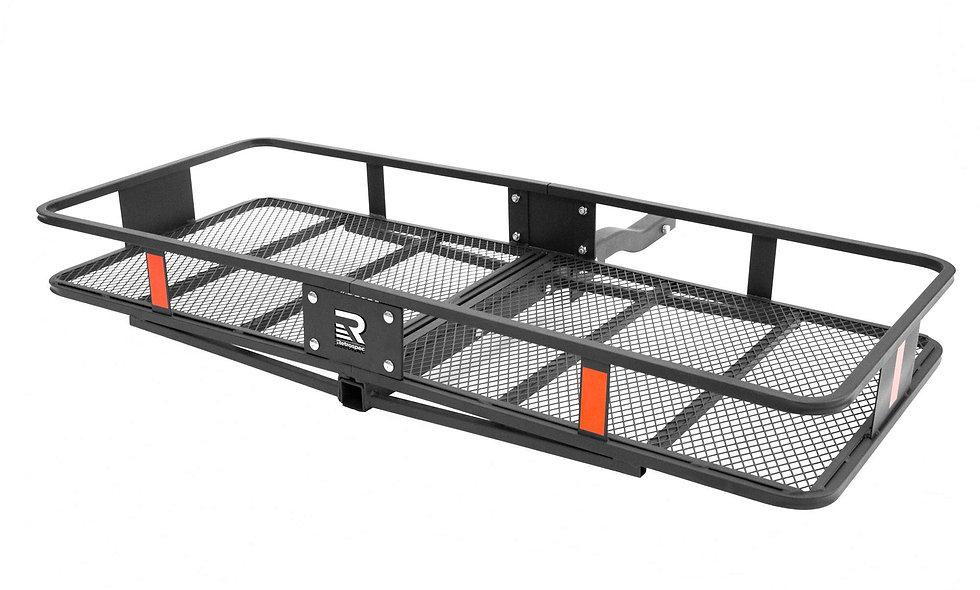 Cascade Folding Basket Style Cargo Rack