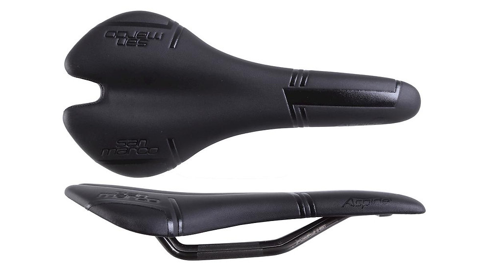 Selle Aspide Wide Full Road Saddle