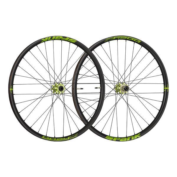OOZY 345 Wheelset 142 Black Green