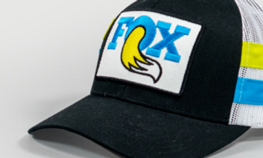 Fox - Throwback Trucker hat