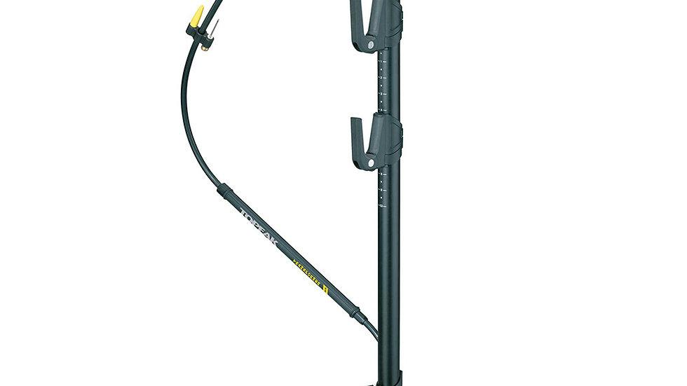 Topeak Transformer RX Compact Floor Pump Stand w/ Travel Bag