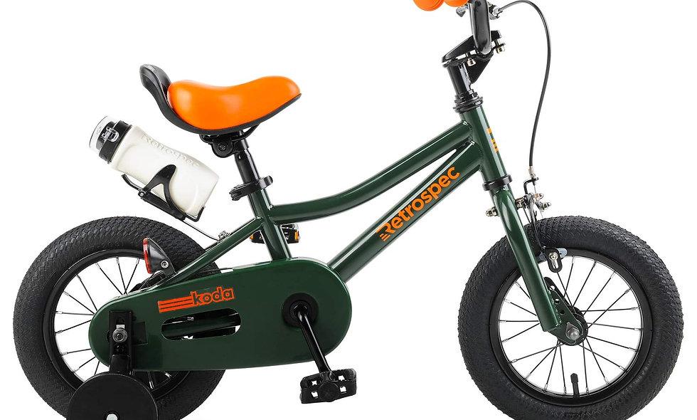 Koda Kids Bike with Training Wheels