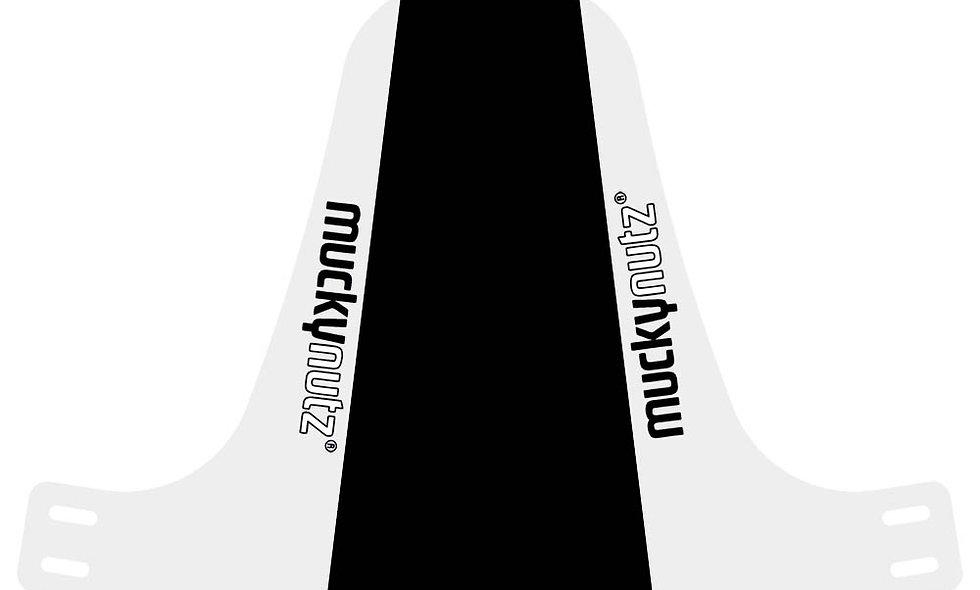 Mucky Nutz Face Fender Black/White