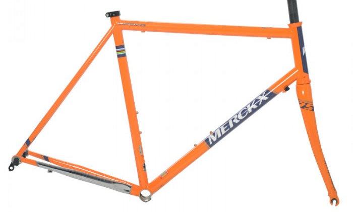 Eddy Merckx   Liege 75 Moltini Caliper Steel