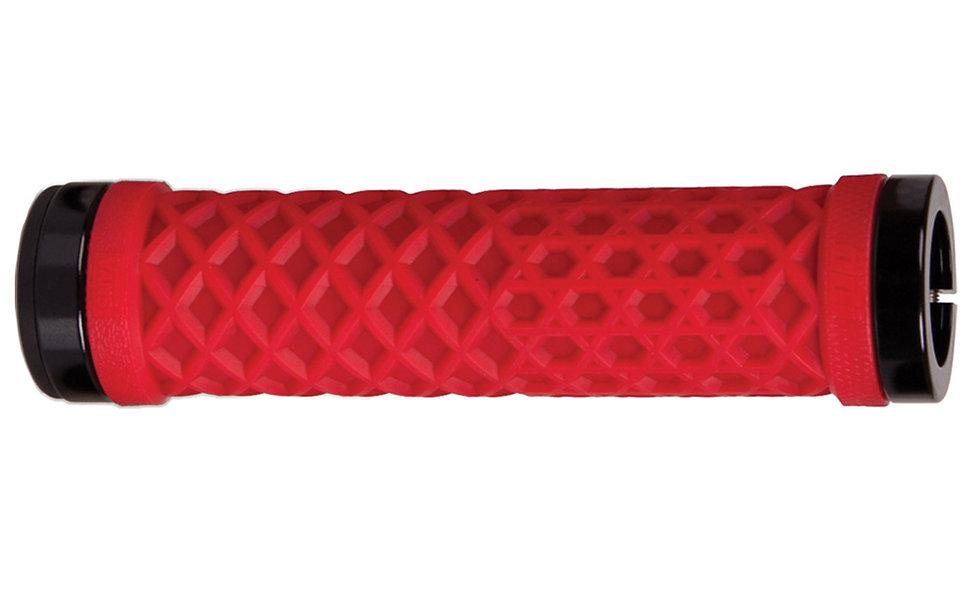 Odi Vans Lock On Grips Red/Black