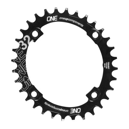 104BCD-32T Narrow Wide Traction Oval Chainring