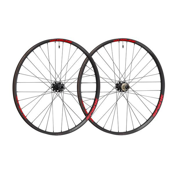 OOZY 350 Wheelset 27.5 Black Red