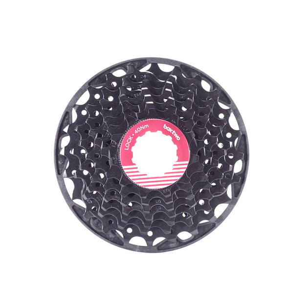 Two 7-Speed DH Cassette