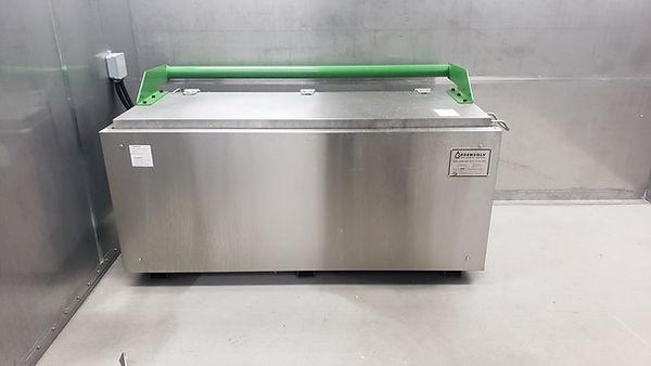 Greensolv Chemical heated strip tank