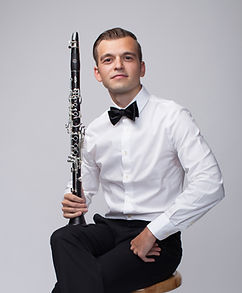 Wesley Ferreira - Clarinetist and Creator of the Air Revelation Breath SUpport Training Program for Musicians