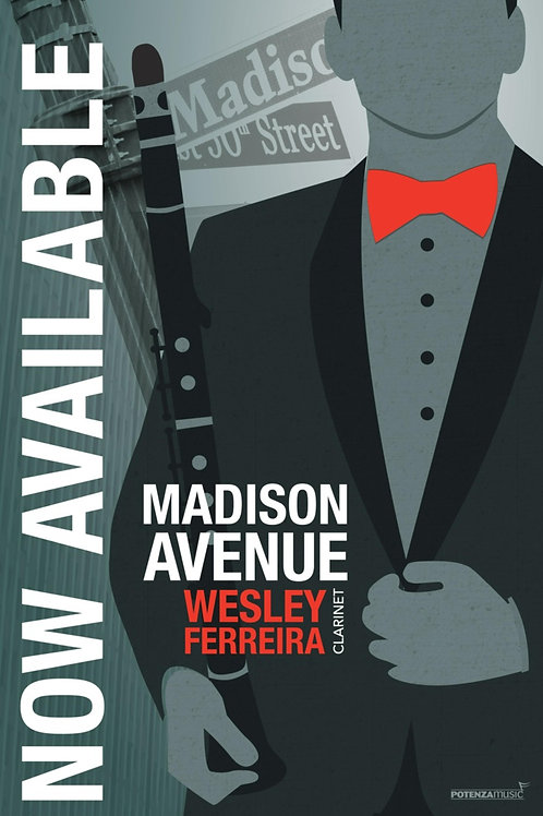 Madison Avenue Poster