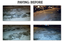 Paving - Before 2