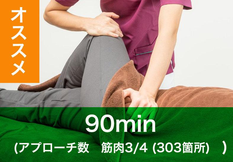 3Dストレッチ90分 初回限定¥7500 (通常料金)¥8,000