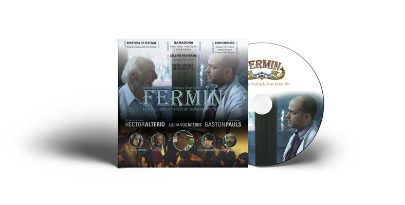 "DVD ""FERMÍN, Glories of Tango"""