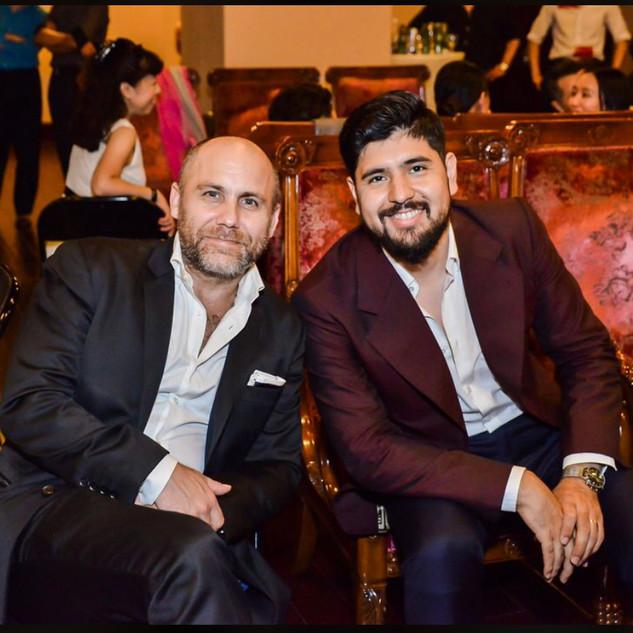 Oliver Kolker & Sebastian Jimenez
