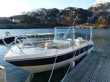 Лодка 21 ft