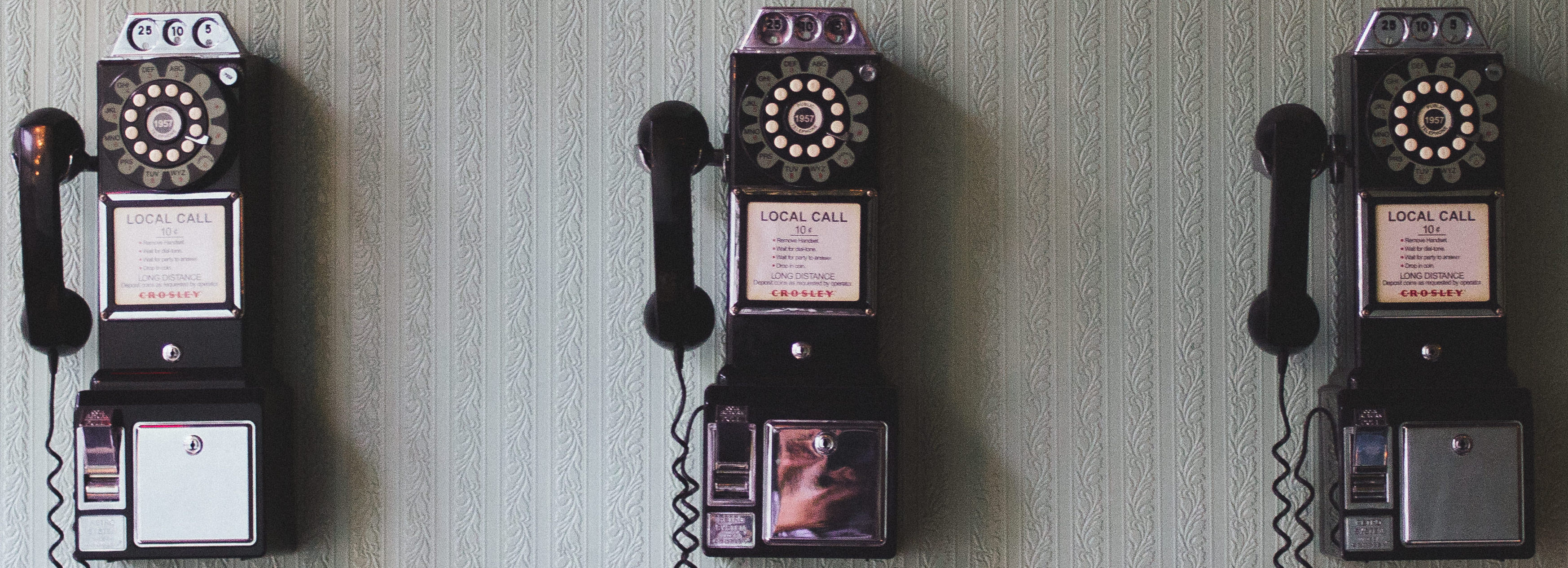 Telephones - Contact Page