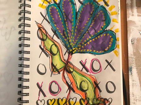 Sketchbook Confessions