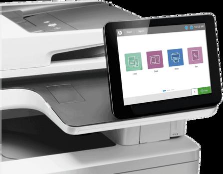 HP Color LaserJet Enterprise MFP M578f MFP