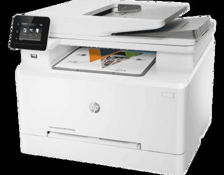 HP Color LaserJet Pro MFP M283fdw MFP