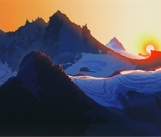 "RJ32  ""Sunset Mt Fee"""