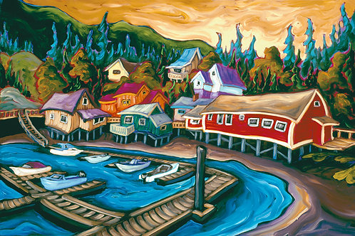 Fred Peters - Telegraph Cove