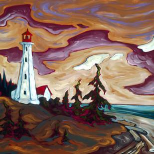 "FP20  ""Cape Mudge Lighthouse"""