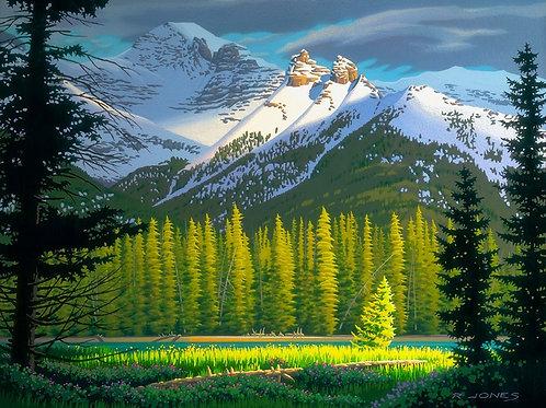 RJ71 - Spring Mood at Banff