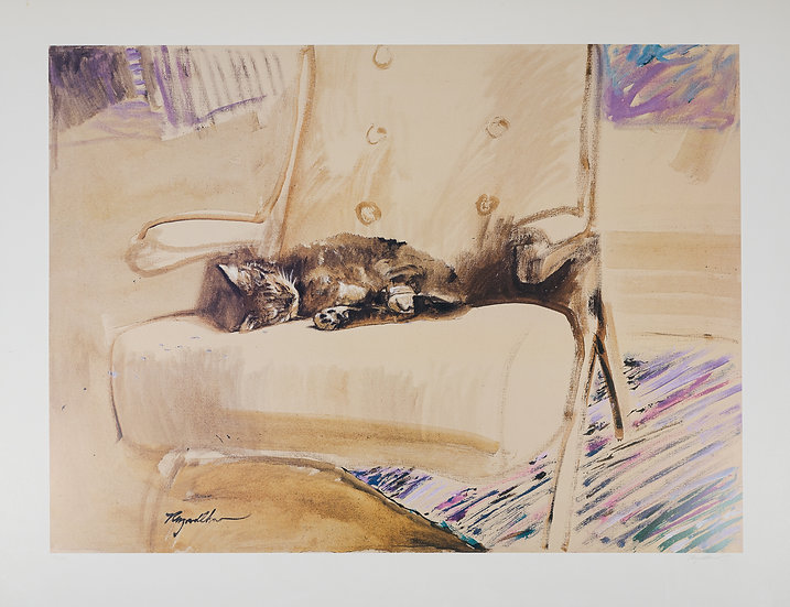 Raymond Chow - Catnap