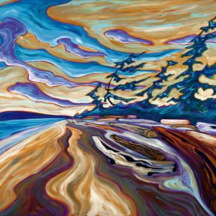 "FP14  ""Windswept"" - Whiffen Beach"