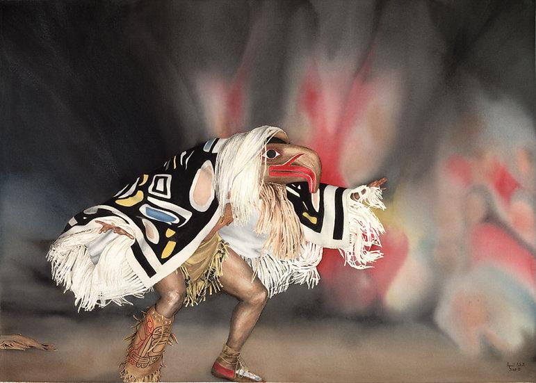 AW6 - Potlatch Dancer