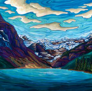 """FP25  """"Lake Louise"""""""
