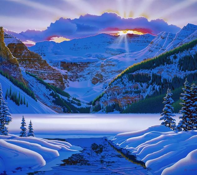 """RJ30  """"Lake Louise"""""""