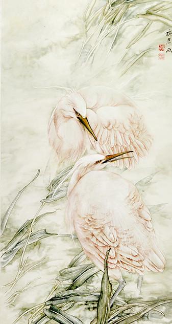 """WL5  """"Summer (Crane)"""""""